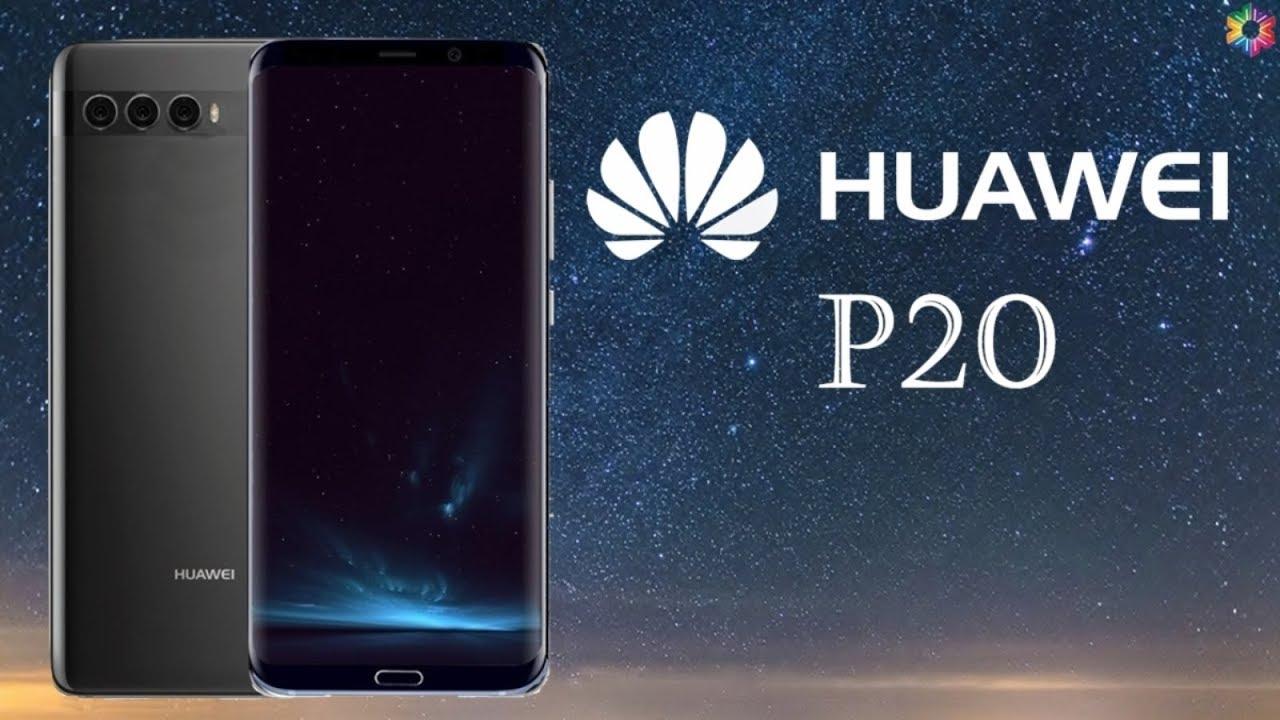 Huawei P20 с тремя камерами-2618057-3