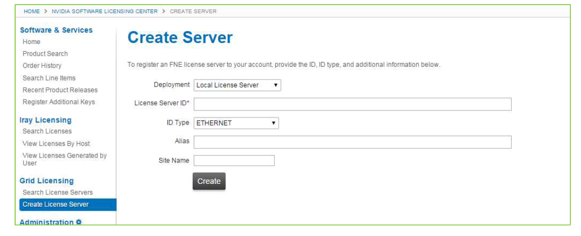 How to install GPU license server for FA solution if huawei helps