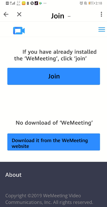 How to download and use Welink Meeting-3081590-3