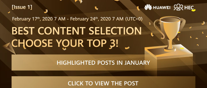 [Best content selection in January] Choose your top 3!-3223478-1