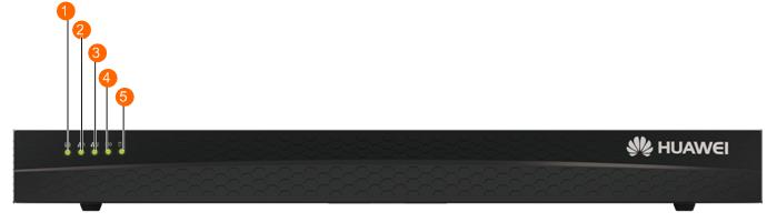VCN510 - Componentes físicos - Image 1