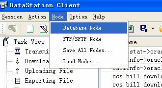 Nodo de la base de datos