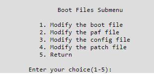 submenu-BootLoad